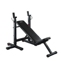 Foldable Bench Press Incline Bench