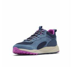 Columbia Pivot Women's Waterproof Walking Shoes - Blue