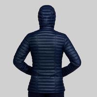 Manteau de randonnée en duvet Trek100 – Femmes
