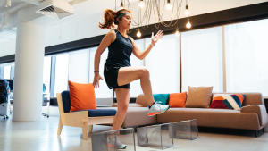 W20 - Indoor Leg drills for runners