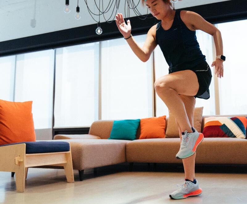 W20 - Indoor Leg drills for runners