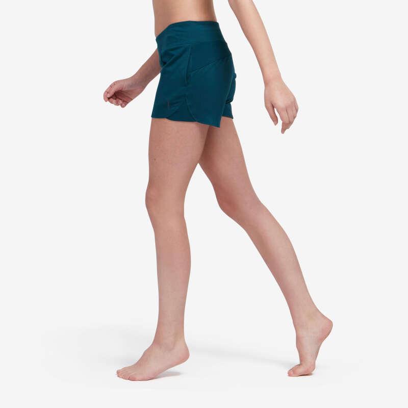 NŐI PÓLÓ, LEGGING, RÖVIDNADRÁG Fitnesz - Női rövidnadrág 520-as DOMYOS - Fitnesz