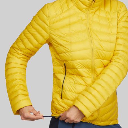 Trek 100 Down Hiking Jacket - Women