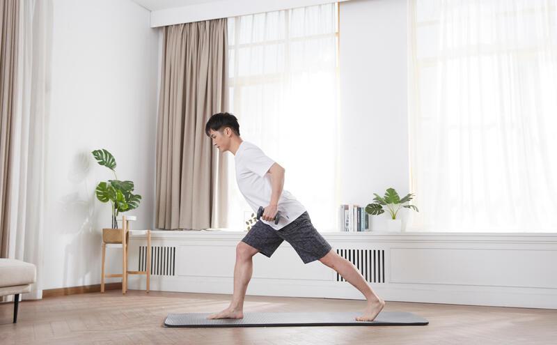Pilates & Toning Dumbbells Twin-Pack 3 kg - Grey
