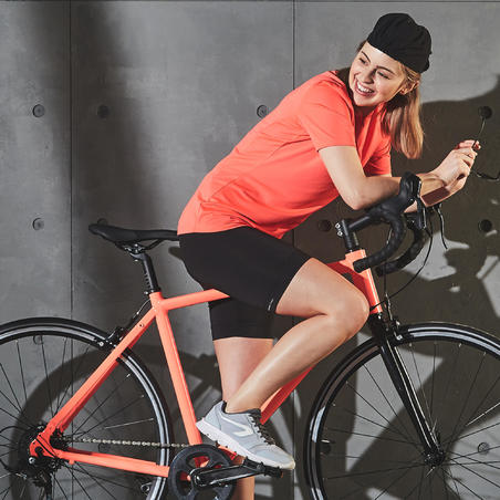 Cuissard de vélo 100 - Femmes