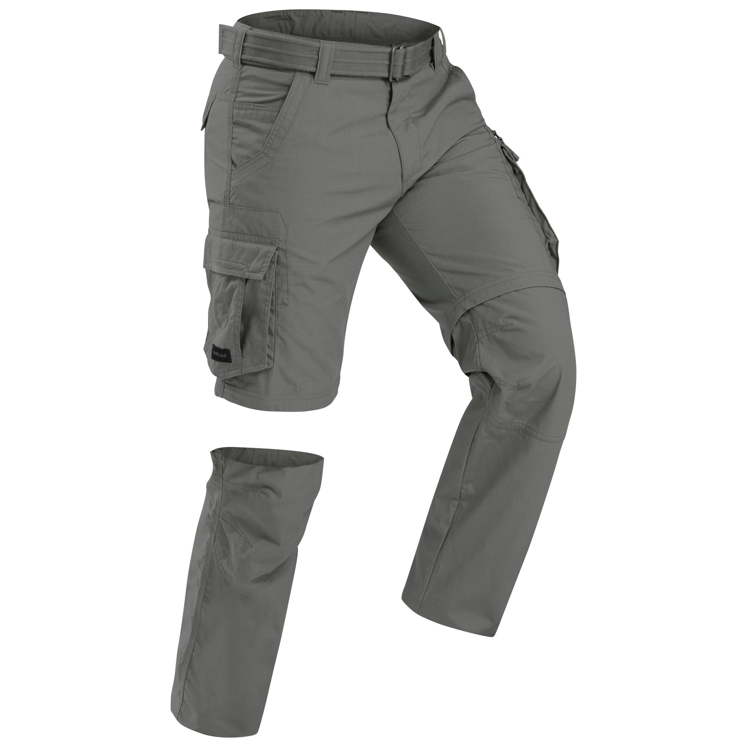 Pantalon Modulabil TRAVEL100 imagine