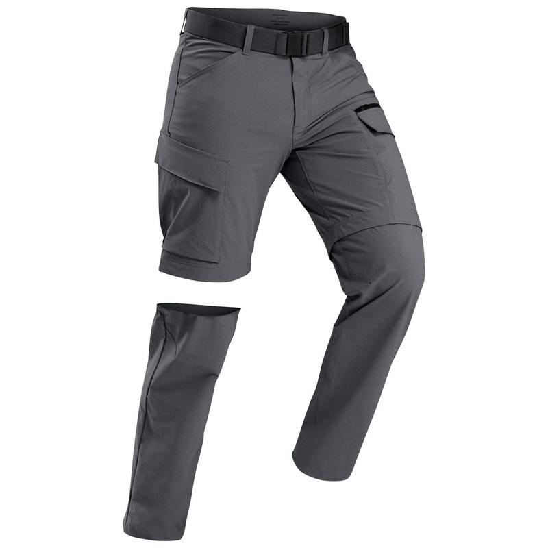 Zip Off Trousers