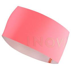 Bandeau de ski de fond rose - XC S HEAD 500 - enfant