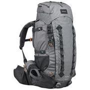 Trekking Backpack Trek 900 50+10 Litre - Light Grey