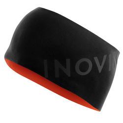 Oorwarmer voor langlaufen voor kinderen XC S HEAD 500 zwart
