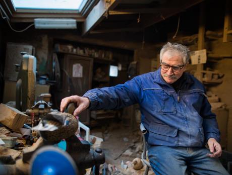 Le travail collaboratif entre Christian Belmas et Solognac pour les formes gibier d'eau