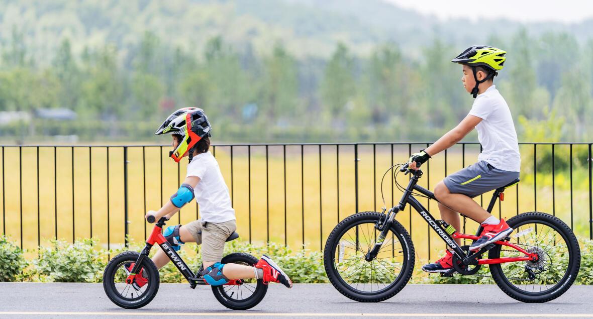 配戴合適的單車服裝及裝備