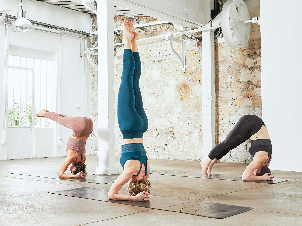 WHICH TYPE OF YOGA SHOULD YOU DO?