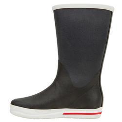Zeillaarzen voor volwassenen Sailing 500 grijs