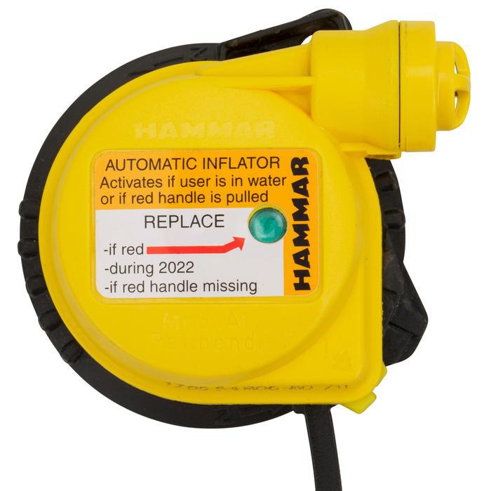 Kit de réarmement HAMMAR MA1 pour gilet de sauvetage gonflable Pilot 150N - 165N