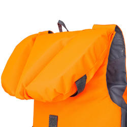 Gilet de sauvetage enfant LJ100N EASY JR orange/gris