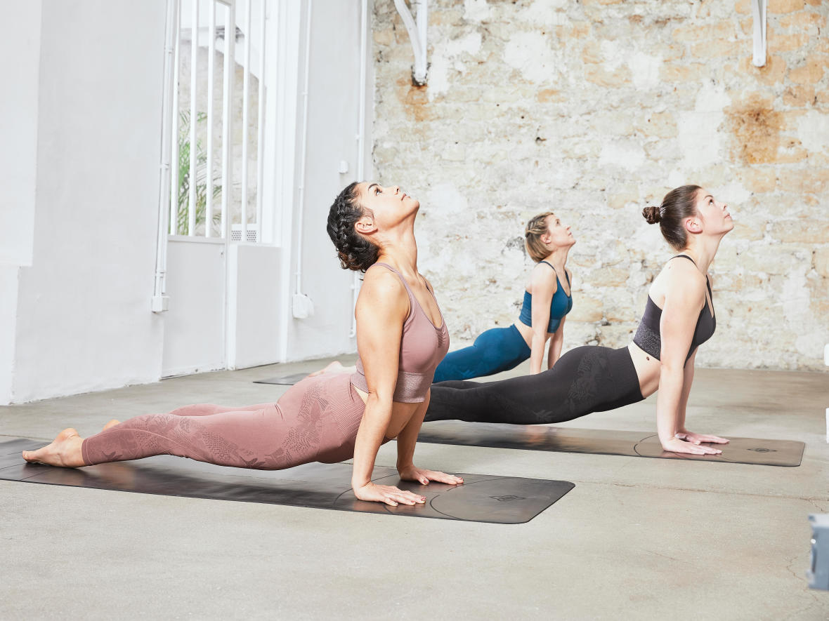 瑜珈   你應該選擇哪種類型的瑜珈?