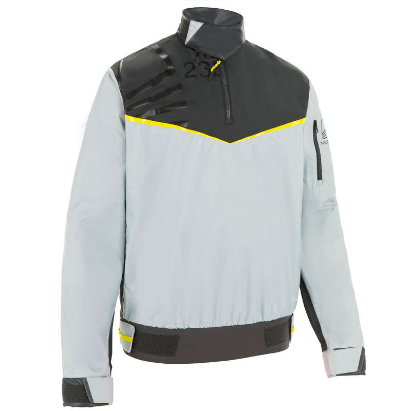Felnőtt dingi ruházat Vitorlázás, hajózás, dingi - Széldzseki vitorlázáshoz 500 TRIBORD - Katamarán, dingi, windszörf