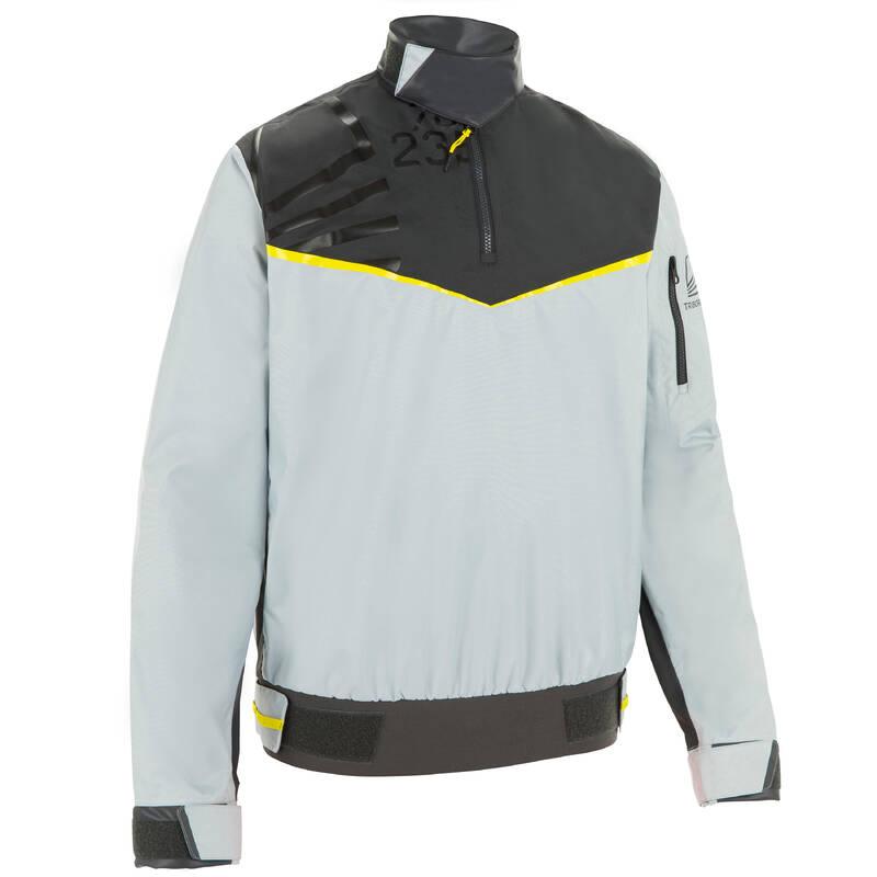 OBLEČENÍ PLACHETNICE/KATAMARÁN Jachting - VĚTROVKA NA JACHTING 500  TRIBORD - Jachtařské oblečení