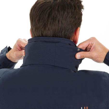 Куртка для парусного спорта теплая мужская 100