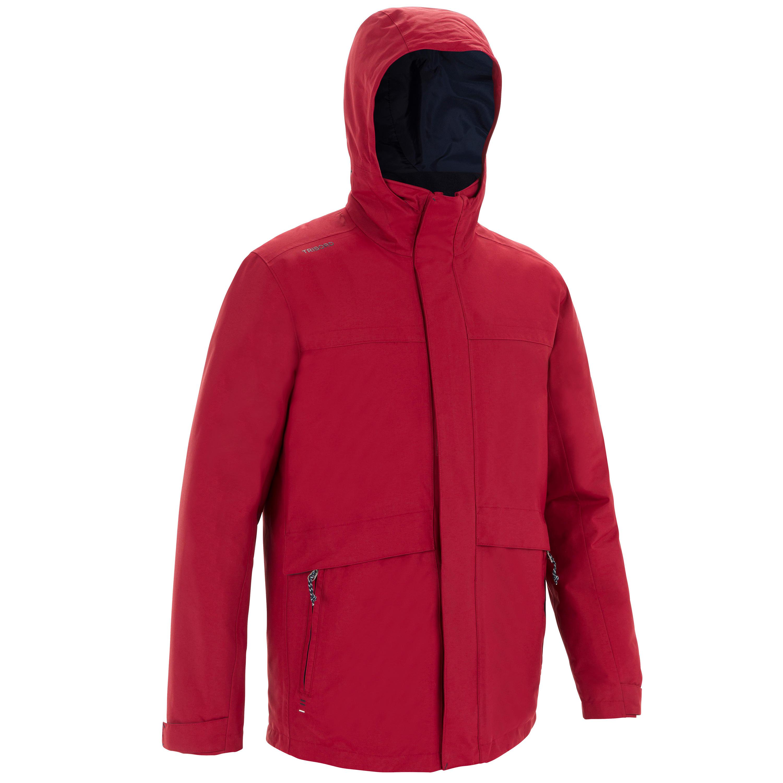 Jachetă Călduroasă 100 Bărbați