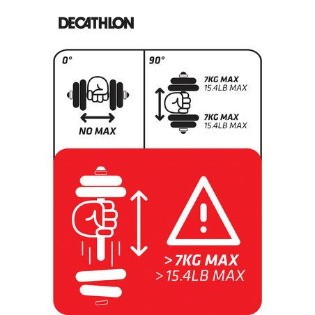 Weight Training Dumbbell Kit 20 kg