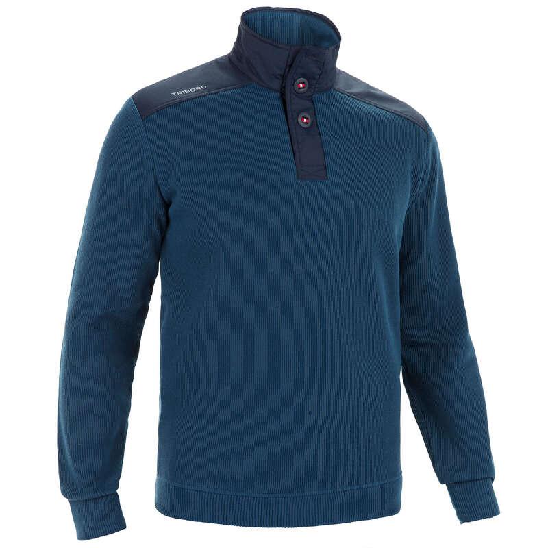 Polary żeglarskie m Żeglarstwo - Sweter SAILING 100 TRIBORD - Odzież żeglarska