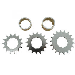 Kit conversion single speed 14 dents 16 dents 18 dents