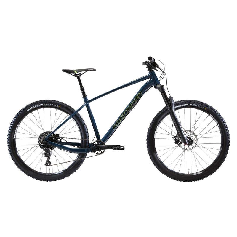 BICICLETĂ MTB ADULT - Bicicletă MTB AM 100  ROCKRIDER
