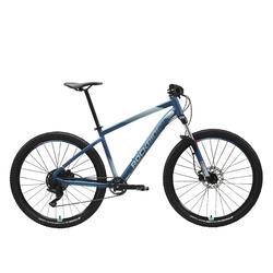 Mountainbike ST 530 27,5 Zoll Damen türkis
