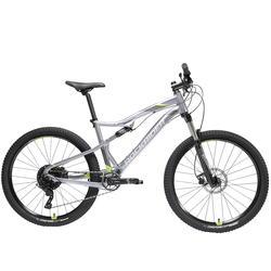 27.5_QUOTE_ Mountain Bike ST 900 S - Grey/Yellow