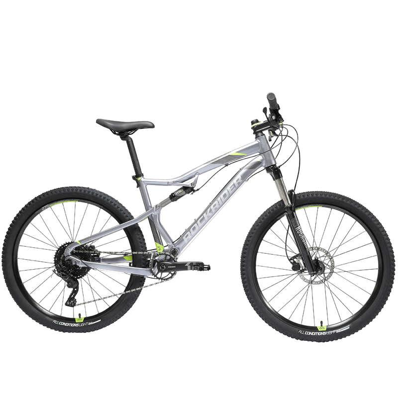 Горные велосипеды для продвинутых Велоспорт - ГОРНЫЙ ВЕЛОСИПЕД ST900 S 27,5