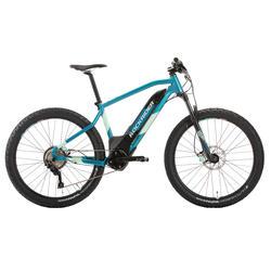 """Vélo VTT électrique e-ST 900 Femme Turquoise 27'5"""" Plus"""