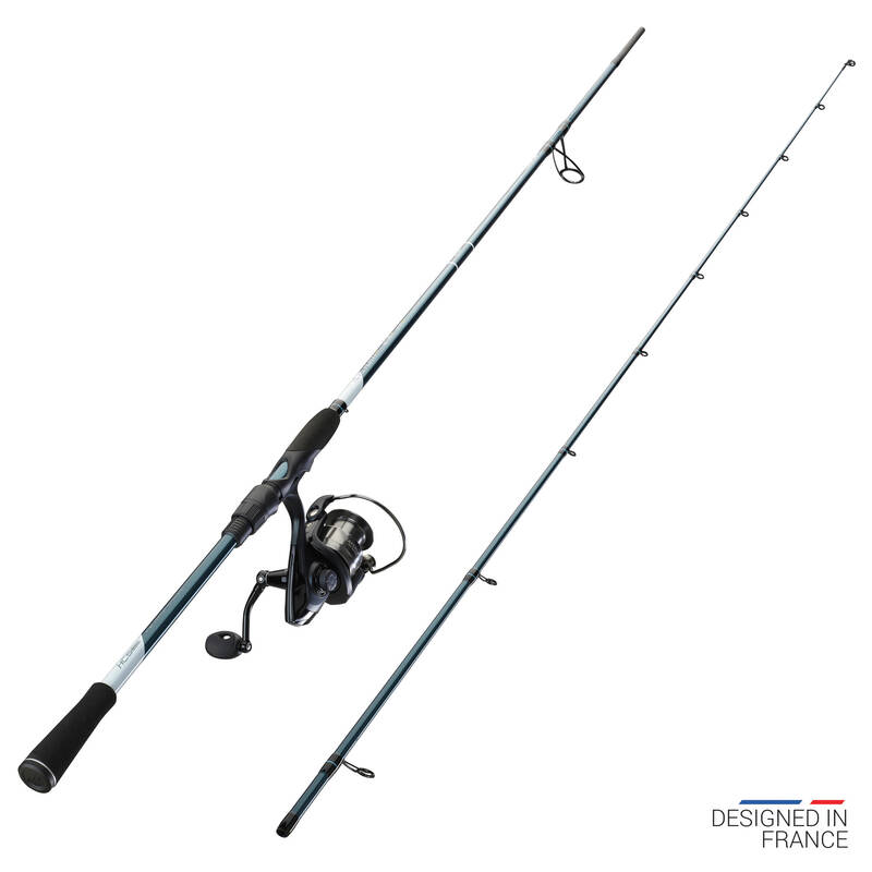 SADY PRUTŮ A NÁVNAD Rybolov - SOUPRAVA ILICIUM -100 230 CAPERLAN - Rybářské vybavení
