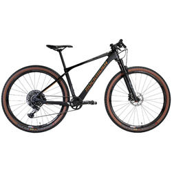 "Vélo VTT XC 940 LTD 29"" semi rigide CARBONE Eagle 1x12 noir"