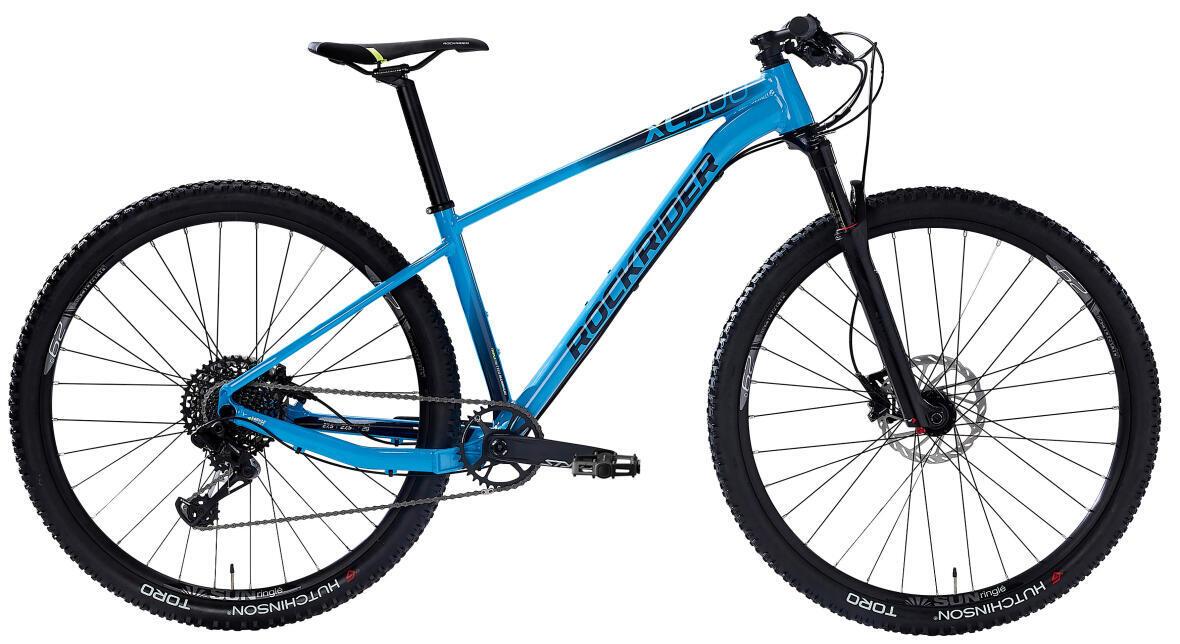 VTT ROCKRIDER XC 500 LIGHT BLUE 29