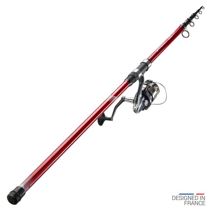 Fishing Surfcasting Rod and Reel Set Symbios Light-500 390
