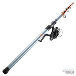 Set voor surfcasting hengel/molen Symbios Light-100 390