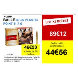 Balles grande chasse 30-06
