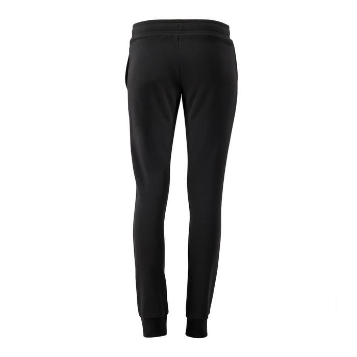 Joggingbroek voor dames zwart/roze