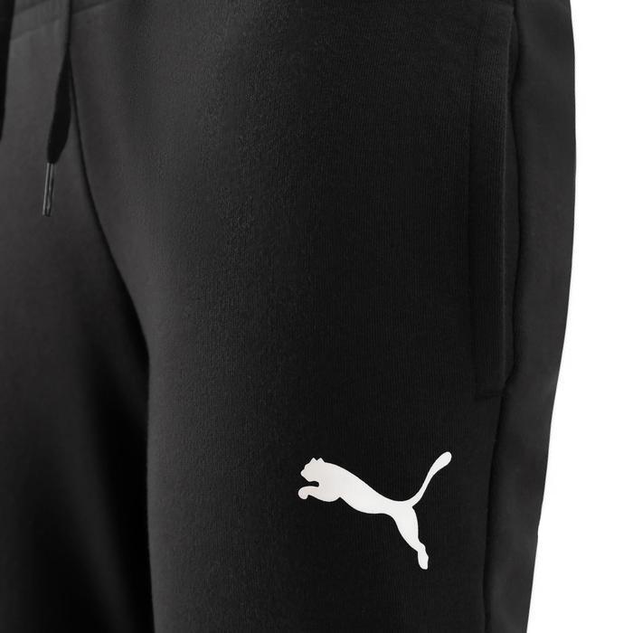 Pantalon de jogging Puma Femme Noir et Rose