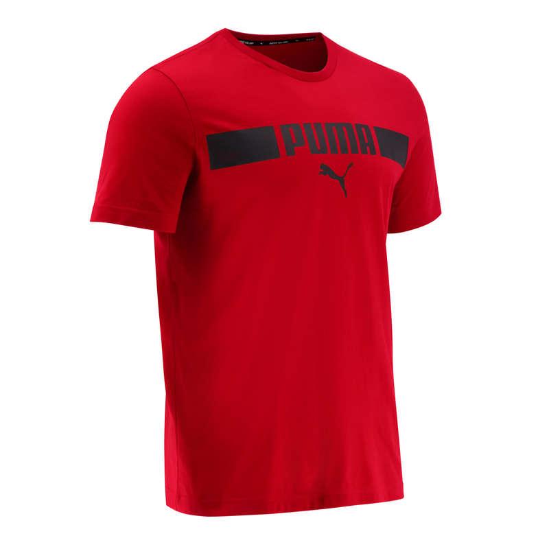 T-SHIRT E SHORT UOMO Ginnastica, Pilates - T-shirt uomo ginnastica PUMA - Abbigliamento uomo