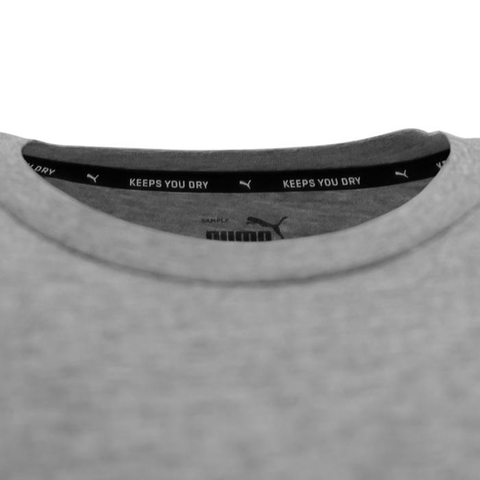 T-Shirt Puma Homme Gris