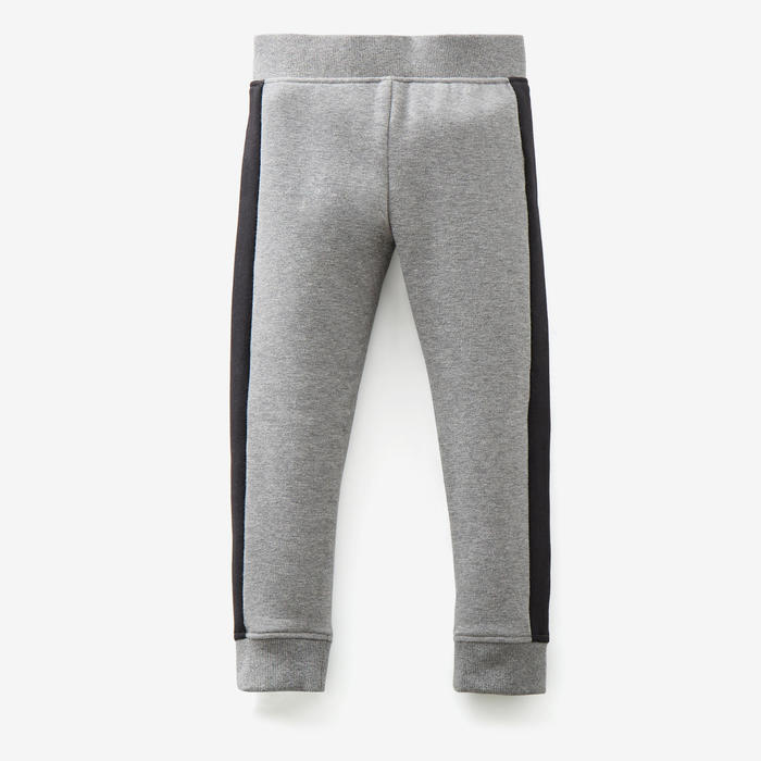 Pantalon chaud 120 Baby Gym Gris/Noir