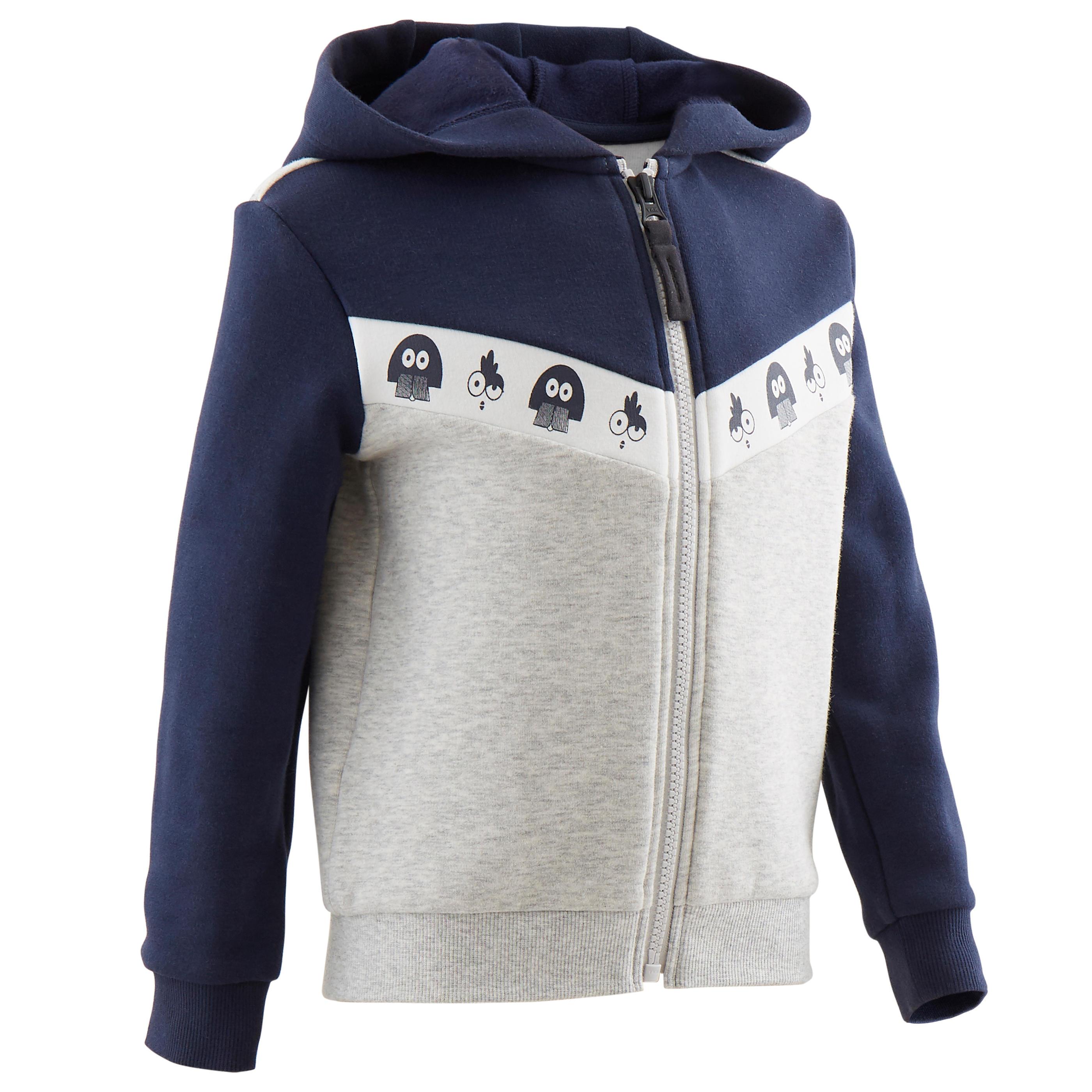 Jachetă călduroasă 120 copii