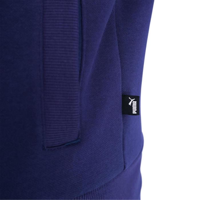 Trainingspak voor heren blauw met logo
