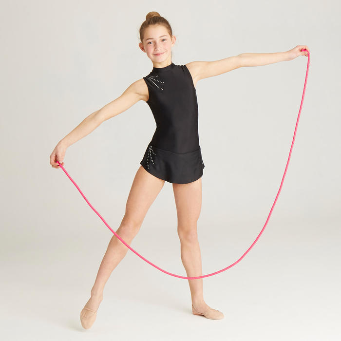 Corde de Gymnastique Rythmique (GR) de 3 mètres Corail