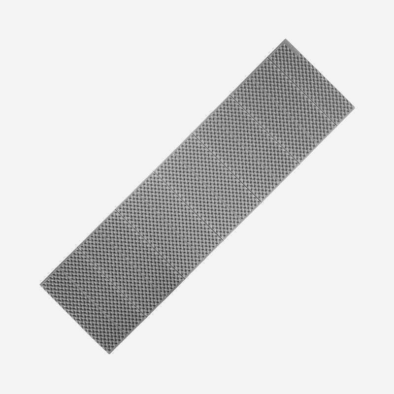 Foam Folding Trekking Mattress - TREK 100 - Grey