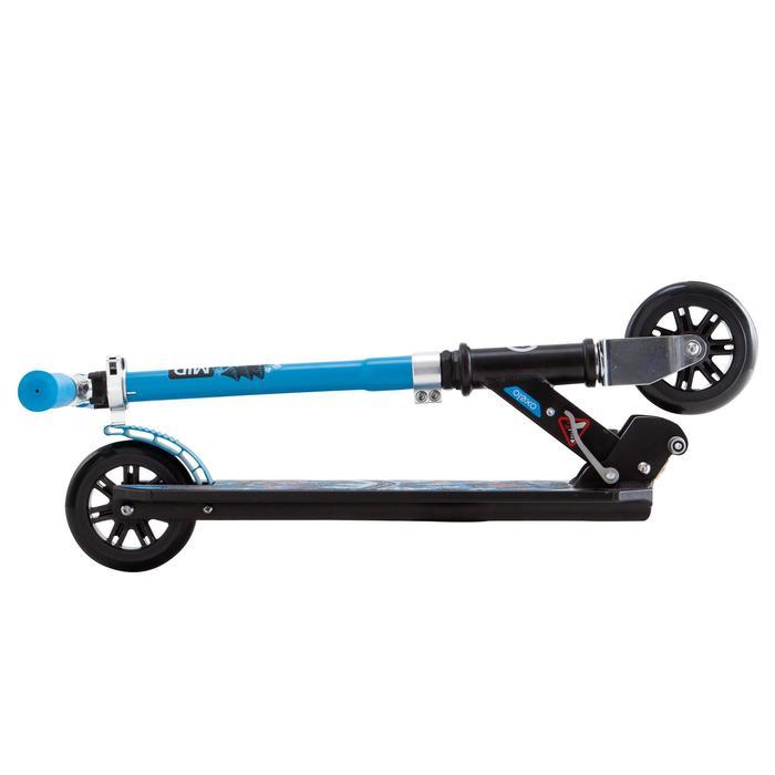 Fun-Scooter Mid 1 Kinder blau