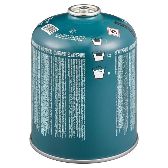 Cartouche de gaz à vis 450 grammes pour réchaud V1